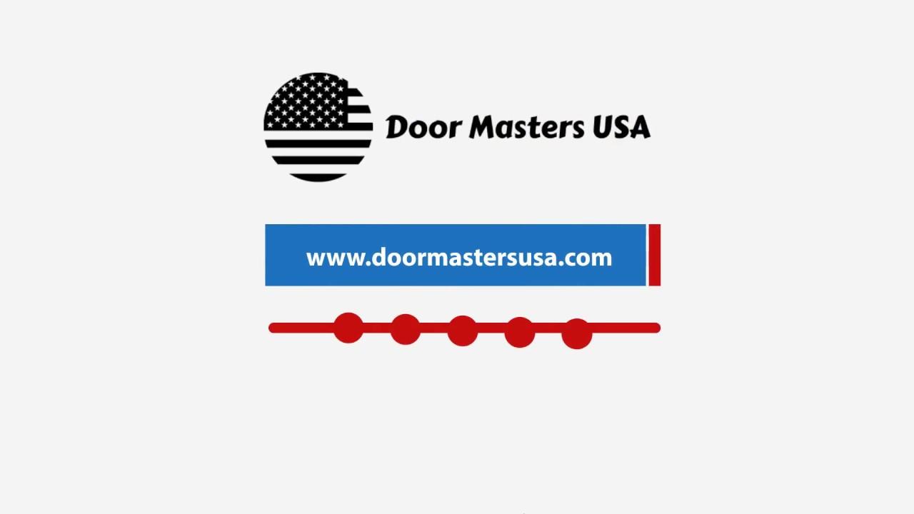 Door Masters USA   Garage Door Repair Orange County California.