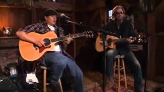 ♥ Rob Thomas & Daryl Hall ♥ She's Gone Lyrics Live Thumbnail