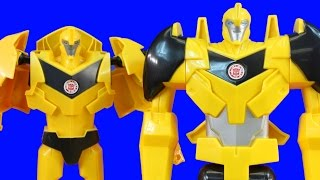 Transformers Robots In Disguise Bumblebee Collection Battles MARS Robot