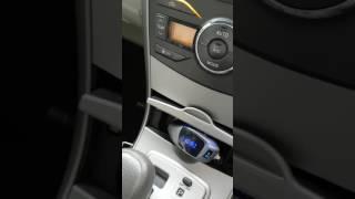 ร ว วการใช งาน x5 bluetooth fm car kit โดย esarata