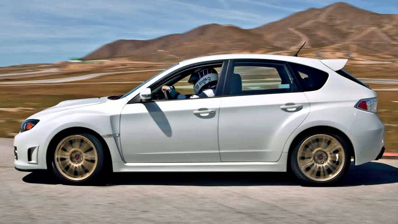 2008 Subaru Impreza Wrx Sti Youtube