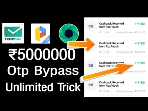 Match 365 Refer Bypass Live !! Paytm Transfer Trick !! Unlimited Trick Refer & Earn