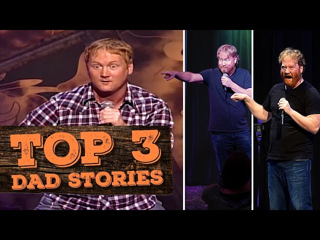 Jon Reep's Top 3 Dad Stories Everyone Can Relate To!