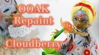 OOAK Repaint Cloudberry