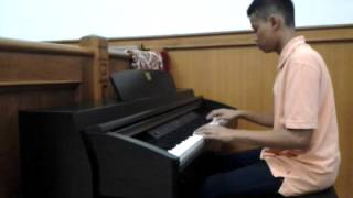 River Flows In You (Yiruma) & Stereo Heart (GYM Class Heroes)- Samuel Williams