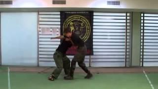 Основы рукопашного боя СПАС часть 37