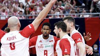 Poland-Russia  Highlights Finals 1/4 | European Championship Volleyball 2021