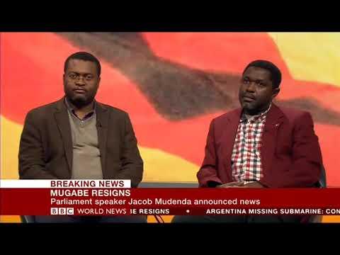 Lloyd Msipa and Alex Magaisa speak to BBC focus on Africa