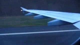 Madeira Airbus A310 Rwy 05 Take Off Hapag Lloyd