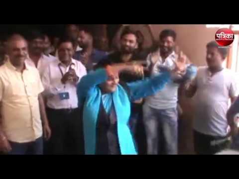 Viral Video of BJP's Mayor Mamta Pandey Dancing at Satna Madhya Pradesh
