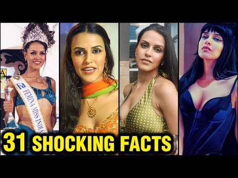 Neha Dhupia 31 SHOCKING And UNKNOWN Facts | Modelling, Debut Movie, Marriage | Angad Bedi