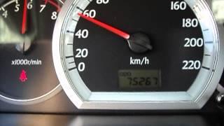 Розгін від 0 - 100 км/год Chevrolet Lacetti 1.8 SX.