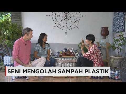 Seni Mengolah Sampah Plastik - Insight with Desi Anwar Mp3
