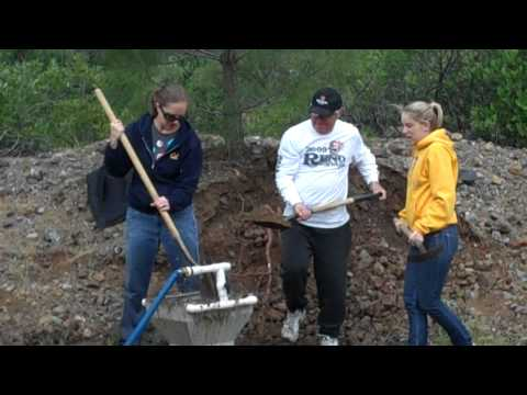 Jamestown California Gold Mining -- Panning, Sluicing, Dredg