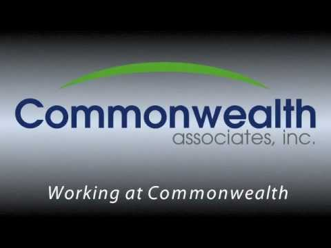 Engineering: Working at Commonwealth