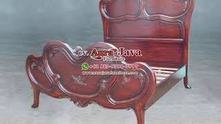 Bed | Bedstead | Jepara Furniture | Indonesia Furniture | Ajf | 2020