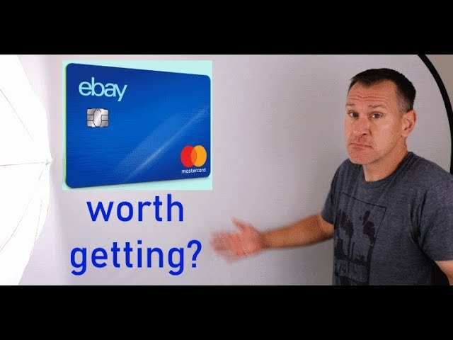 eBay Credit Card Review - YouTube