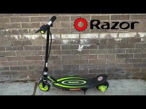 Razor Power Core E90 Electric Scooter From Razor