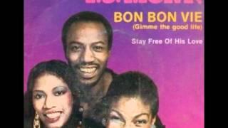 T.S. Monk - Bon Bon Vie (Original 12