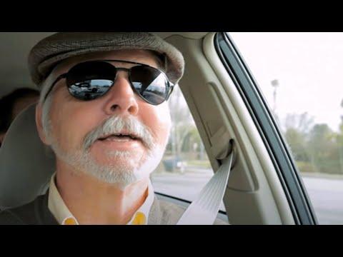 Self-Driving Car Test: Steve Mahan (Audio Described)