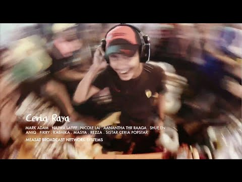 Lagu Raya [MV] 'Ceria Raya' di Kota Raya ft. Caliph Buskers