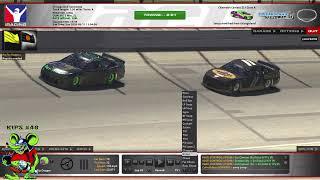 NASCAR iRacing Series @ Chicagoland (Kips)
