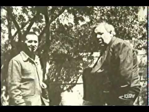 Documentário sobre Bertolt Brecht