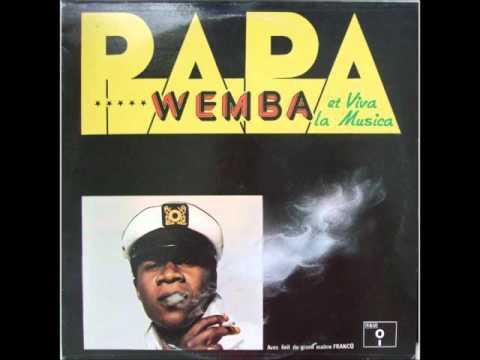(Intégralité) Papa Wemba & Viva La Musica - Petite Gina 1983 HQ
