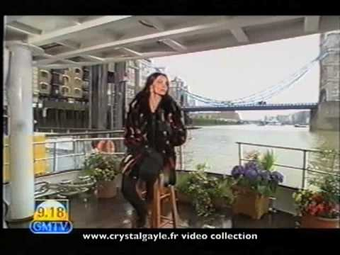 Crystal Gayle - Talking in your sleep - on Thames river