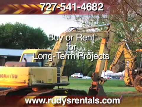 Rudy''s Equipment Rental, Kenneth City FL