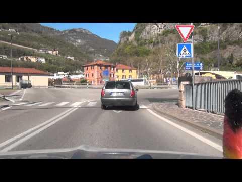 Trient Trento Cadine Laghi Lamar Vigolo Baselga Südtirol Italien 8.4.2015