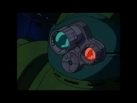Anime Review: Armored Trooper VOTOMS
