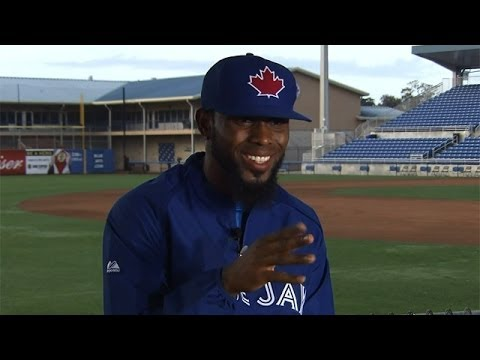 Jose Reyes raps on CONNECTED