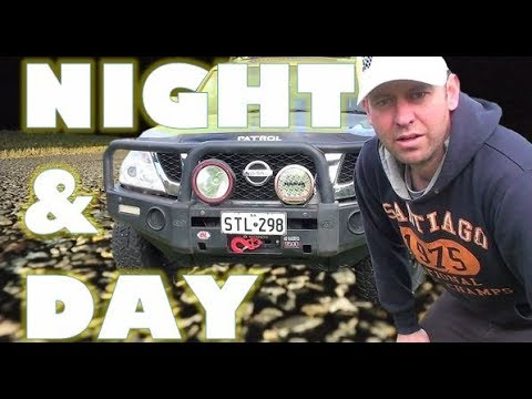 HID Vs LED - You Won't Believe What Goes Further - Narva Ultima 215 Review