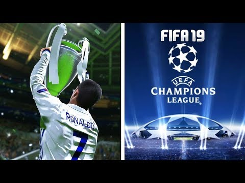 CHAMPIONS LEAGUE MODE CONFIRMED!!  FIFA 19