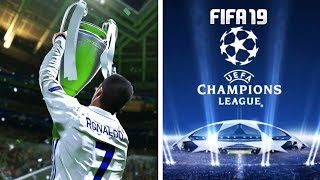 Champions league mode confirmed!! - fifa 19