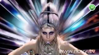 Леди Гага готовится к полету в космос - Шоумания - 30.09.2014