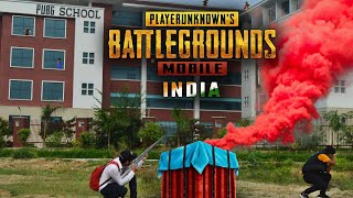 PUBG in Real Life   PUBG in India   Playerunknown's Battleground Part-2   Funny video 2019