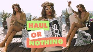 Naomi Smalls Talks Us Through Her ASOS Order | ASOS Haul Or Nothing