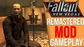 Some Actual Gameplay of the Fallout: New Vegas Remake Mod