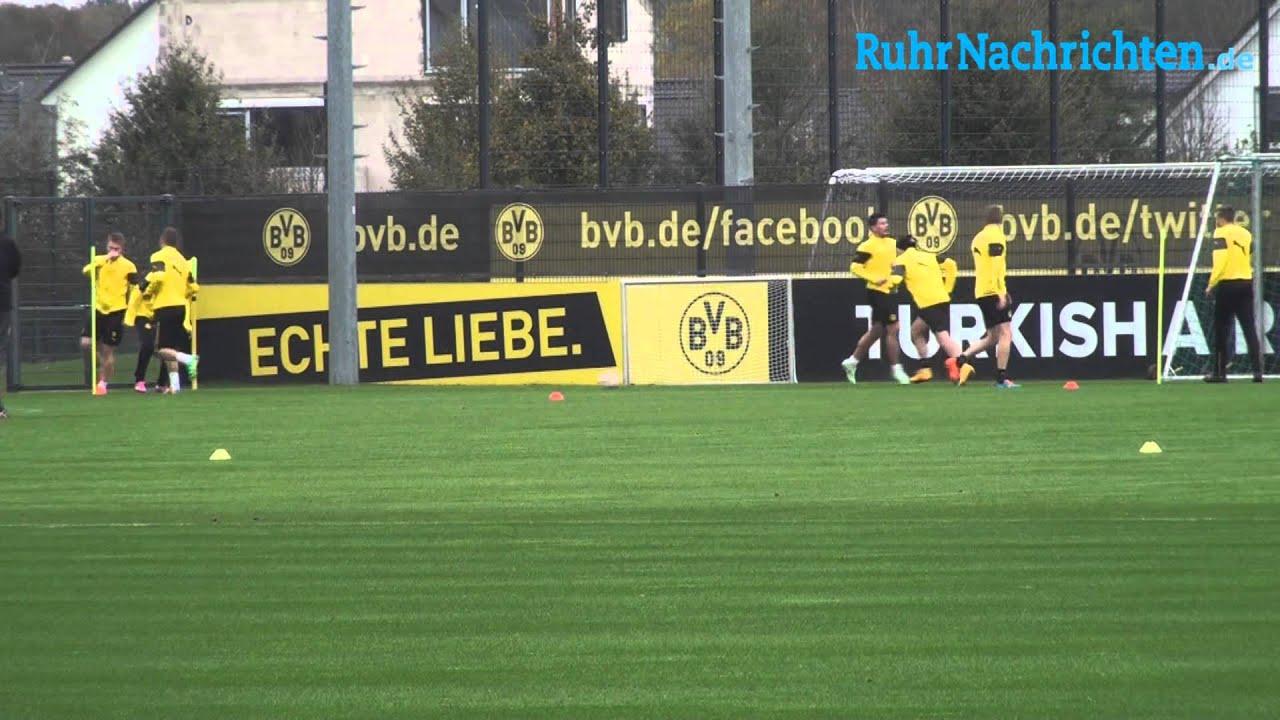 Jakub Blaszczykowski wieder im BVB-Training