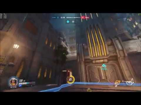 Ana WomboCombos Golden Weapons