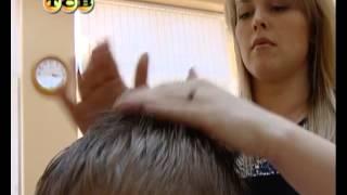 Как укладывать волосы феном самой, мужчинам, видео