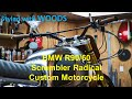 BMW R90/60 Scrambler Radical Custom Motorcycle