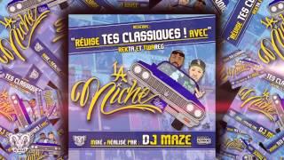 "LA NICHE ""STR8 UP LA NICHE"" - MC EIHT - STRAIGHT UP MENACE FRENCH REMIX"