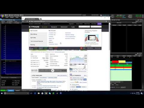 How To Set Up A BROKERAGE Account & GET OPTIONS APPROVAL - best broker - etrade tutorial - level 4