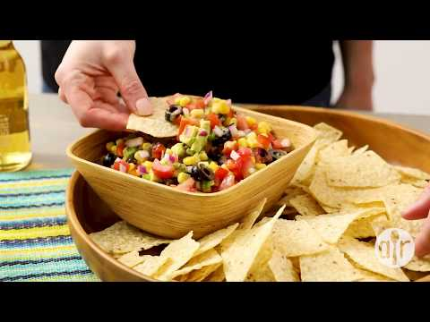How to Make Tomato, Corn, and Avocado Salsa | Salsa Recipes | Allrecipes.com