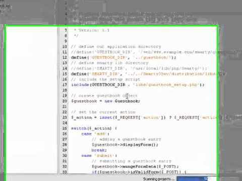 Smarty Support in NetBeans IDE for PHP
