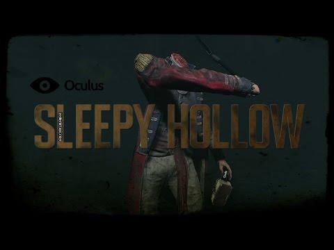 Sleepy Hollow - VR Experience - Oculus Rift
