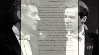 WHO IS THE BOSS? - GLENN GOULD VERSUS LEONARD BERNSTEIN